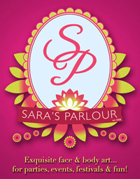 Sara's Parlour Face Painting ***** Award Winning face & Body Art for parties & events!